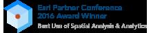 2016 Esri Partner Award